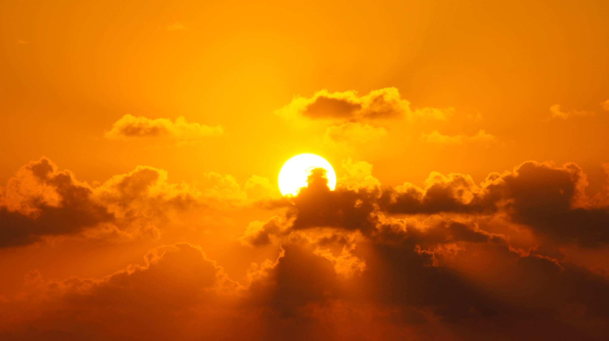 Sunset Sisa Afiba