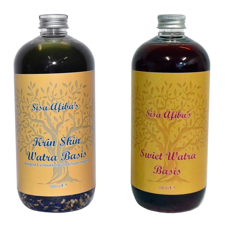 Combinatiepakket Krin Skin Watra en Swiet Watra